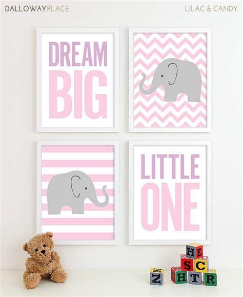 Nursery Decor Elephants Items Similar To Baby Nursery Chevron Elephant Nursery Decor Wall Baby