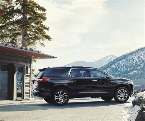 2018 traverse release 2018 chevy traverse release date preview changes price