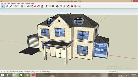 sketchup layout for beginners how to make 3d models for beginners diy hacking