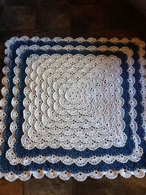Ravelry Baby Blanket Patterns by Ravelry Project Gallery For Fluffy Meringue Blanket