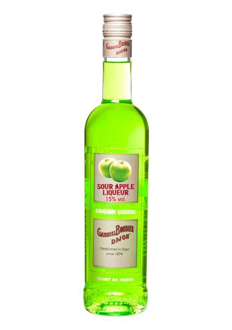 sour apple cream mint liqueur images