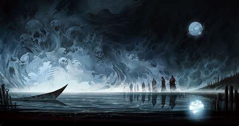 imagenes artisticas hd dark spirits hd wallpaper 10540