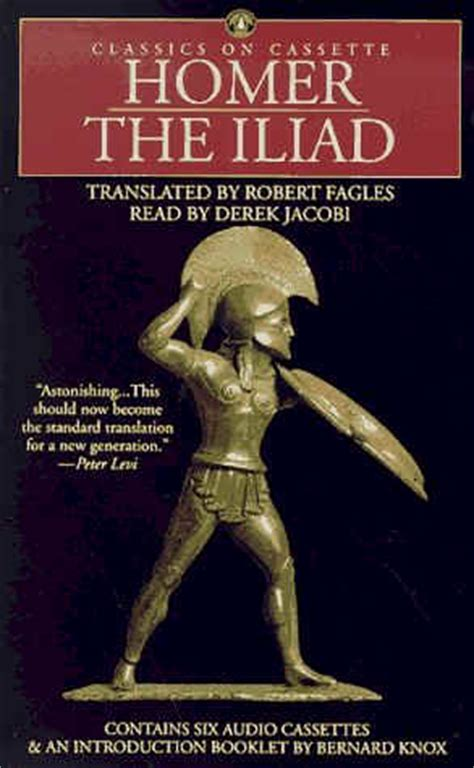 The Iliad By Homer eclectic indulgence classic literature reviews review