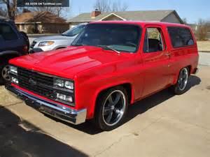 1976 chevy 2 wheel dr blazer custom classic lowered lots