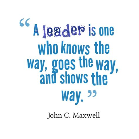 Be The Leader 75 leadership quotes sayings about leaders