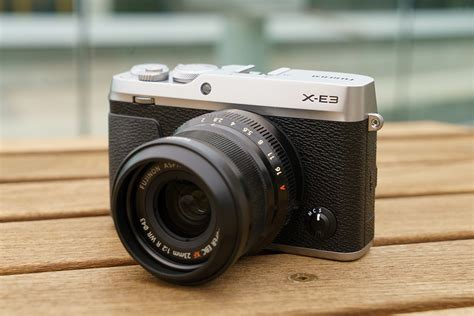 new fuji on with new fujifilm x e3 digital photography review