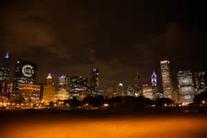 Lighting Careers Chicago Cna Lights Up Chicago Skyline With Cubs Logo