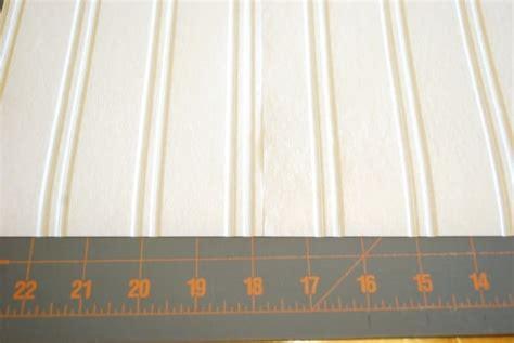 wallpaper edge beading diy tutorial how to install beadboard wallpaper