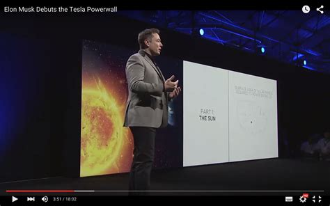 elon musk presentation elon musk s tesla powerwall keynote dissected why you