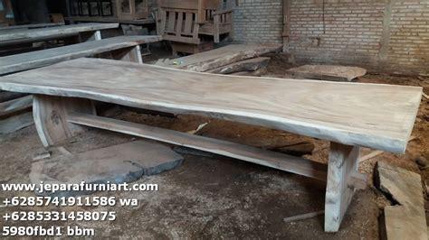 Papan Kayu Untuk Meja meja makan papan solid kayu meh wibowo gallery wibowo