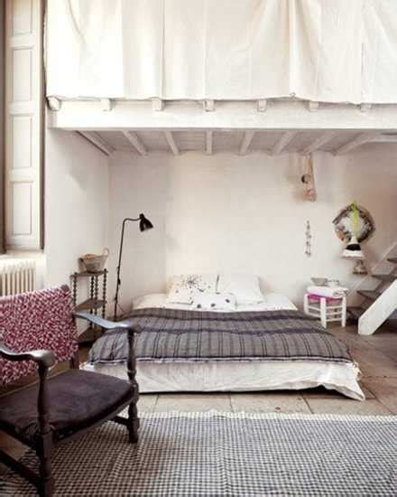 floor bedding 21 simple bedroom ideas saying no to traditional beds