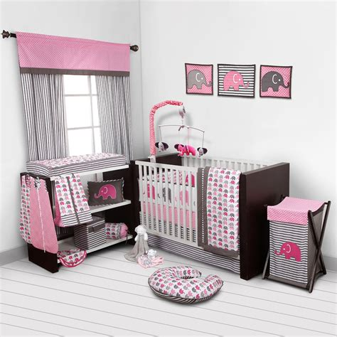 crib bedding set elephant