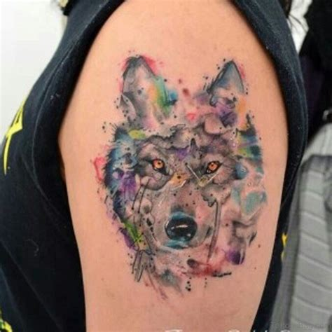 cool wolf tattoos 50 amazing wolf tattoos for shoulder