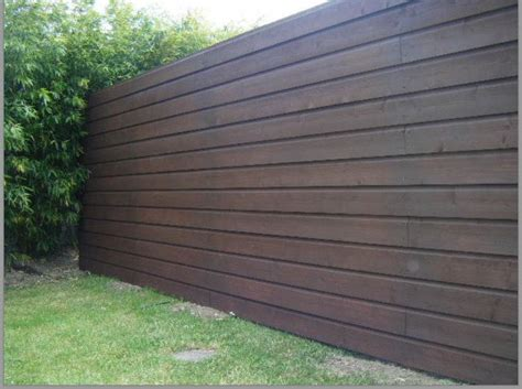 Shiplap Fence by Dj Timber Fencing Arklow Co Wicklow Ireland