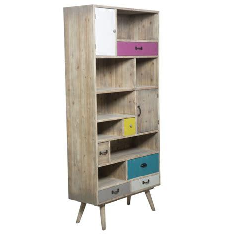mobile libreria mobile libreria in legno con cassetti ante e mensole a