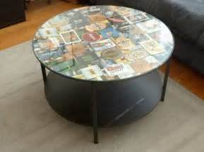 Decoupage Coffee Table Ideas 15 Unique Decoupage Furniture Projects Page 11 Of 16