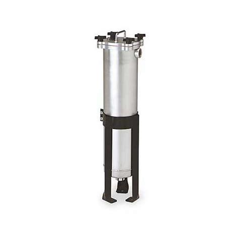 filter housing pentek gp802al2 bag filter housing aluminum