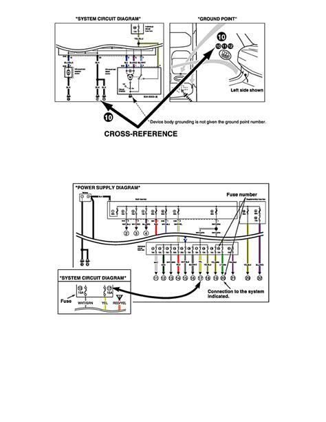 28 suzuki grand vitara wiring diagram manual 2005