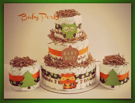Forest Friends Baby Shower Decorations by On Sale Forest Friend Cake Forest Friends Baby By