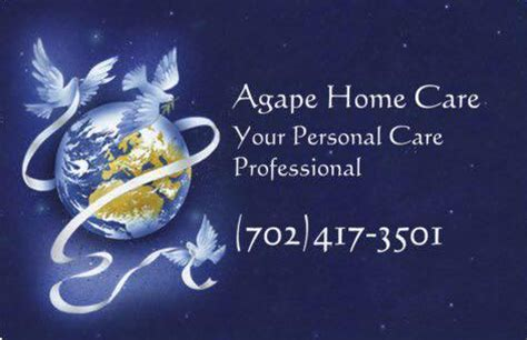 agape home care las vegas nevada nv localdatabase