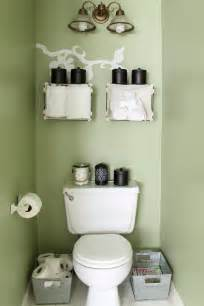 Storage Ideas For A Small Bathroom Small Bathroom Organization Ideas The Country Chic Cottage