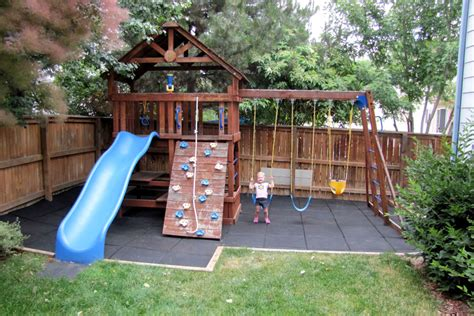 outdoor küche pläne diy safe play tiles rubber playground tiles
