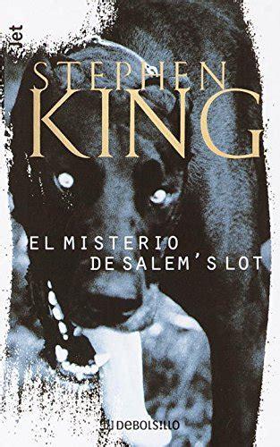 el misterio de salems 0609810863 publication misterio de salem s lot