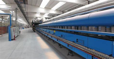 fabbriche piastrelle sassuolo conca inaugura la nuova fabbrica 4 0 di maxi lastre