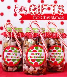 homemade christmas gifts ideas