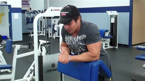 bicep curl with bench press bicep preacher curls done right
