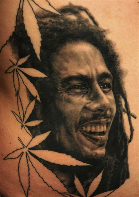 bob tattoos bob marly tattoos bob marley