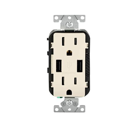 leviton receptacle hospital grade leviton outlets receptacles dimmers switches outlets the home depot
