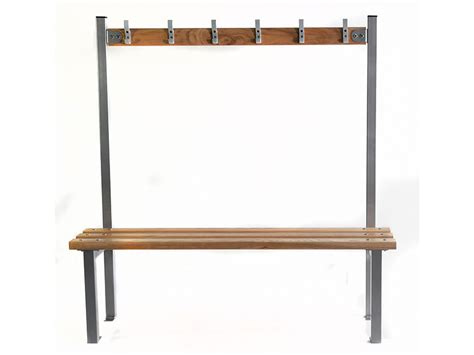 cloakroom bench junior single sided cloakroom bench