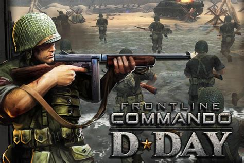 Mod Game Frontline Commando D Day | frontline commando d day unlimited mod apk