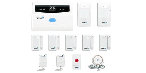top 10 best home alarm security systems techcinema