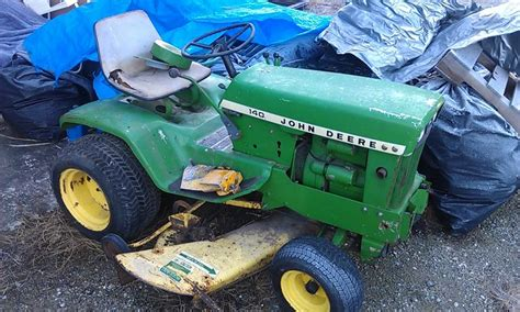 barn find today  jd   implements garden