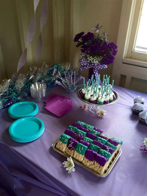 Purple And Teal Baby Shower Decorations by Purple Teal Baby Shower Photos Teal