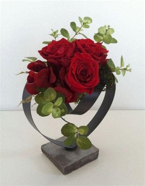 shaped flower arrangements valentines day 25 beautiful valentines day flowers arrangements for your