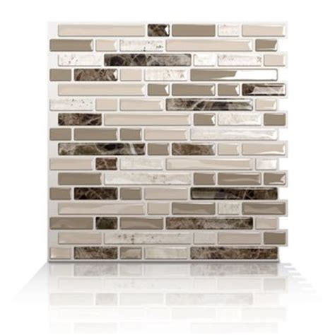 bellagio bello peel and stick tile for kitchen backsplash
