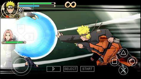 tutorial naruto ultimate ninja 4 how to play naruto shippuden ultimate ninja impact on android