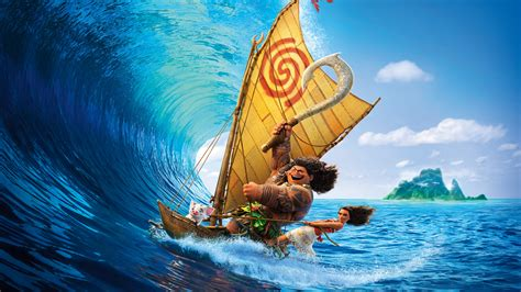 film disney hd wallpaper moana disney animation hd 8k movies 3781