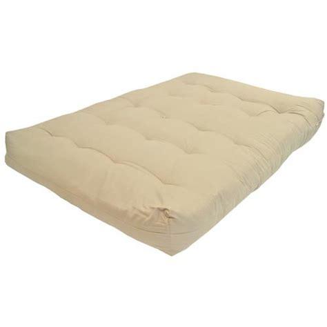4 futon mattress fashion bed group 8 inch khaki futon mattress futons at