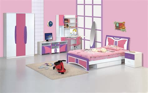 Children Room Furniture Luxury Bedroom Ideas Pink Room Designs