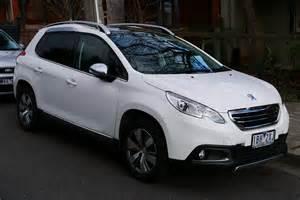 Peugeot 2008 Wiki File 2014 Peugeot 2008 A94 Wagon 2015 06 03 01