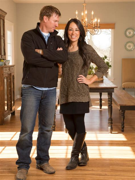 chip and joanna gaines from fixer upper our story magnolia photos hgtv s fixer upper with chip and joanna gaines hgtv