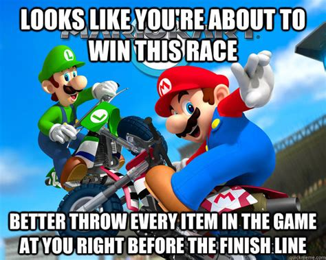 Mario Kart Memes - 30 memes that only quot super mario bros quot fans will