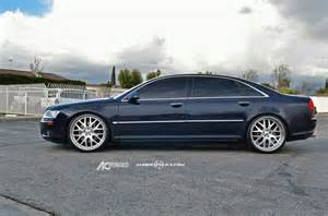 audi a8 on 20s 19 quot 20 quot 22 quot 24 quot inch ac forged 818 st 3