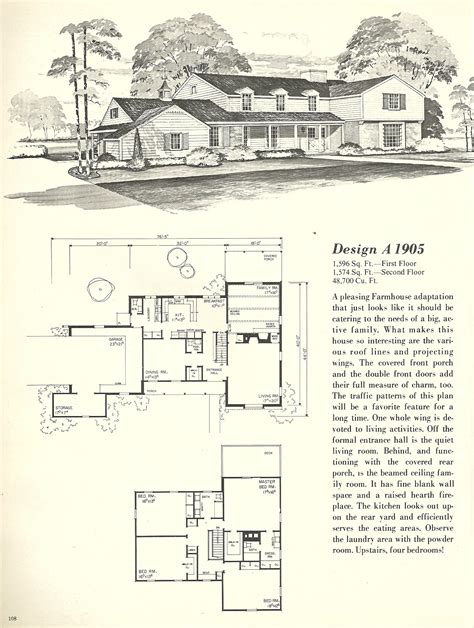 vintage home floor plans vintage house plans farmhouse 2 antique alter ego