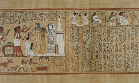 the book of testo ancient hieroglyphic texts translated into