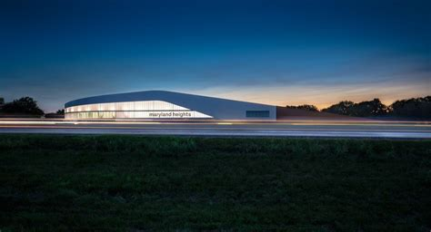 icon design llc st louis maryland heights community recreation center e architect